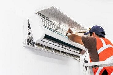 air condition install